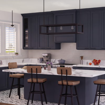 Kitchen – 3D Design